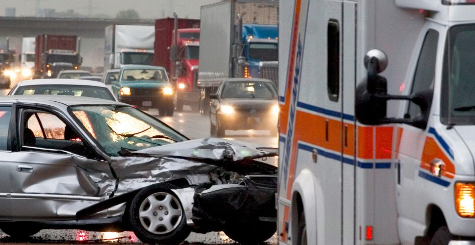 Injured in a Motor Vehicle Accident?